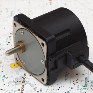 Motor with enclosure