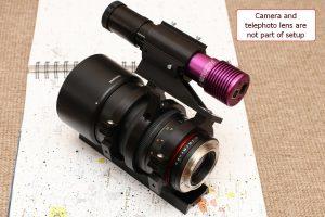 Samyang 135 rings and guider set