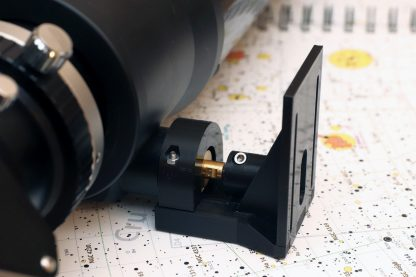 Microfocuser motor mounting bracket for 1:10 motor