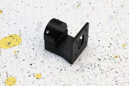 Microfocuser motor mounting bracket for NEMA17 motor