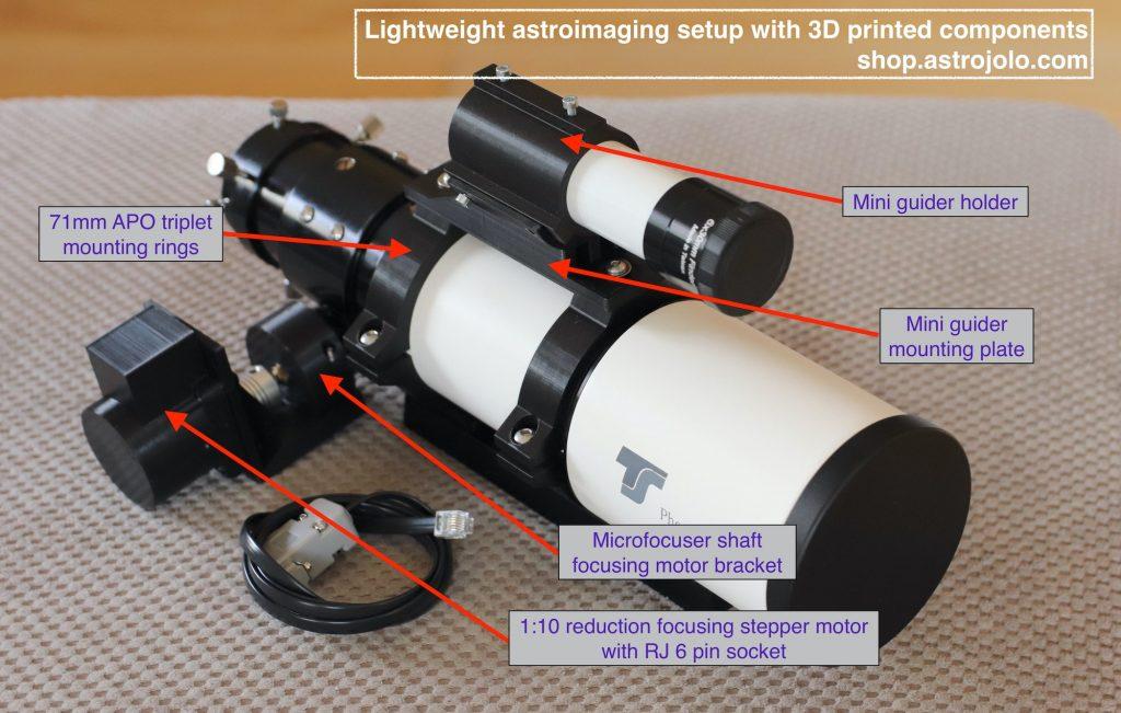 3D printed imaging accessories